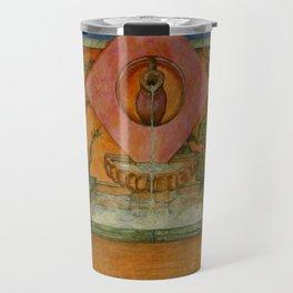 Apprentice Stone Mason's 1st Project Travel Mug