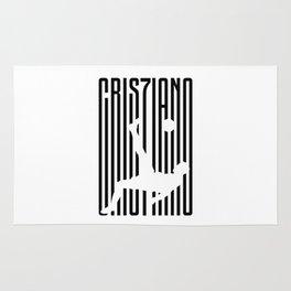CRIS7IANO RONALDO Rug