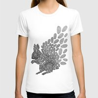 squirrel T-shirts featuring Squirrel by Julia Kisselmann