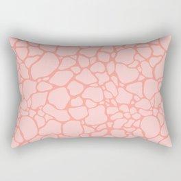 Giraffe 006 Rectangular Pillow