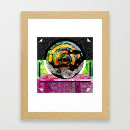 #001 Framed Art Print