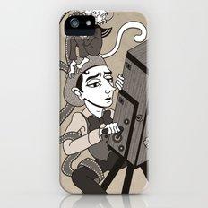 Buster Keaton The Cameraman iPhone (5, 5s) Slim Case