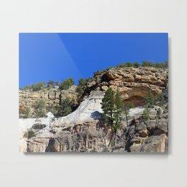 El Malpais National Park 1 Metal Print