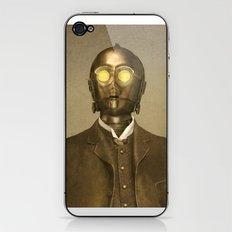 Baron Von Three PO  iPhone & iPod Skin