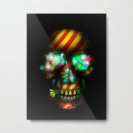 skullawag Metal Print
