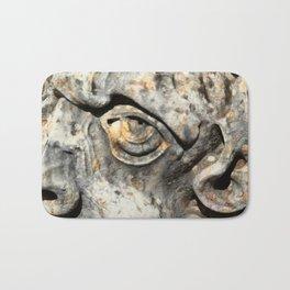Stone Monster's eye Bath Mat