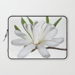 The Flower is the Star (Magnolia) Laptop Sleeve