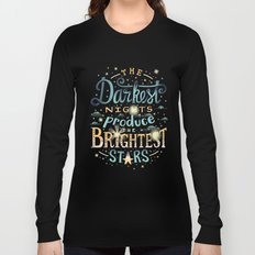 Brightest Stars Long Sleeve T-shirt