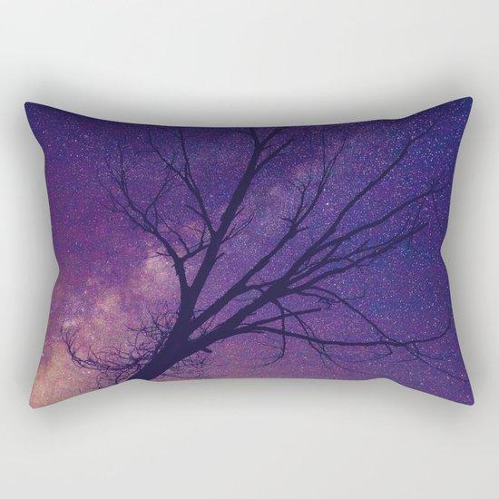 Under The Heavens Rectangular Pillow