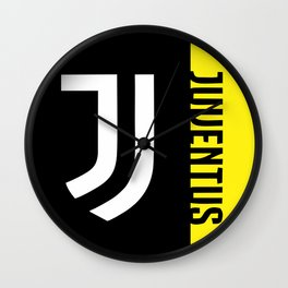 JUVENTUS Stripe Wall Clock