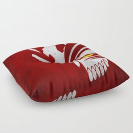 Soul Searching Floor Pillow