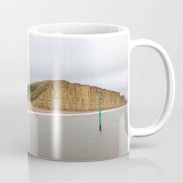 Westbay Cliffs. Coffee Mug