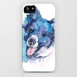 DOG#15 iPhone Case