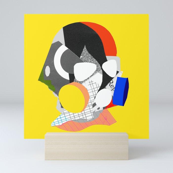 Republic (illustration) Mini Art Print