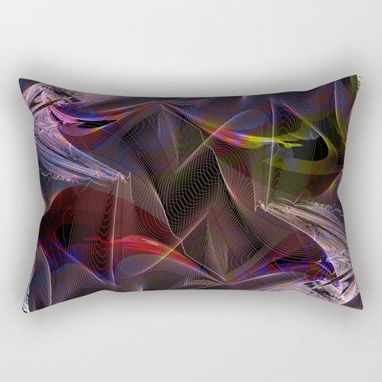 wonder over night Rectangular Pillow