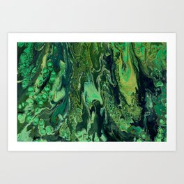 Forest of Souls Art Print