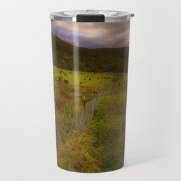 Harmony in autumn Travel Mug