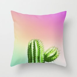 Wild Desert Throw Pillow