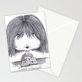 Haircut Stationery Cards