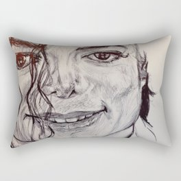 Love Everyone Rectangular Pillow