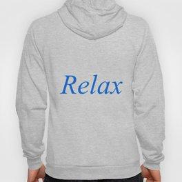 Relax Blue 1 Hoody