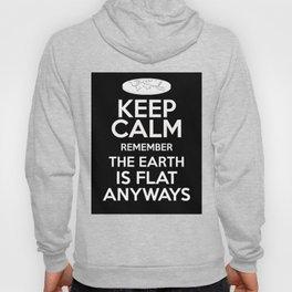 The earth is flat Hoody