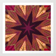 Inner Star Art Print