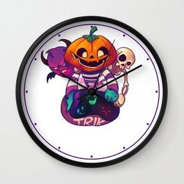 Trik Wall Clock