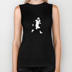 Football player Biker Tank