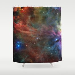 Orion Nebula Shower Curtain