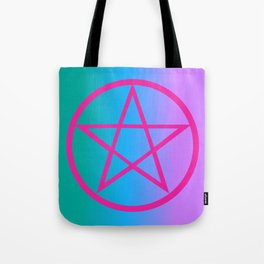 Summoning Circle Tote Bag