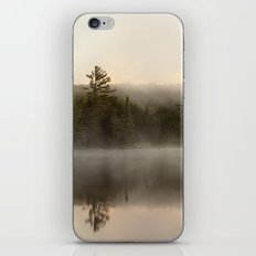 misty reflections iPhone & iPod Skin