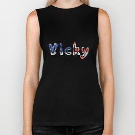 Vicky Biker Tank