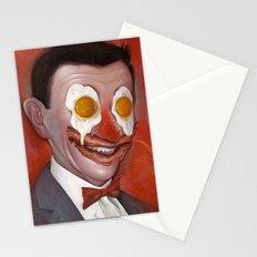 Mr. Breakfast Stationery Cards