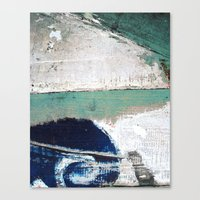 surf Canvas Prints featuring Surf by Bella Blue Photography