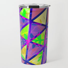 Stepping Boundaries Travel Mug
