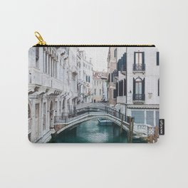 The Floating City - Venice Italy Architecture Photography Carry-All Pouch