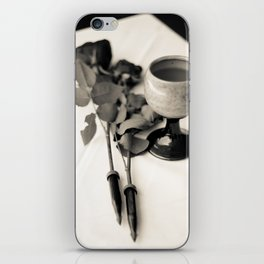 Drink up, Love. iPhone Skin