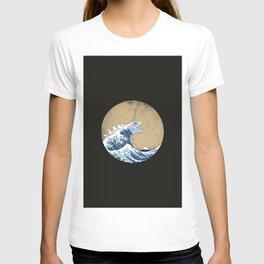 Hokusai Kaiju T-shirt