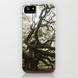 The Angel Oak iPhone Case