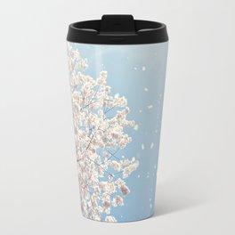 Cherry Blossom Tree Travel Mug