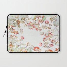 Ethereal Pastel Summer Garden Laptop Sleeve