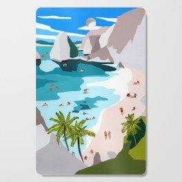Summer Cutting Board