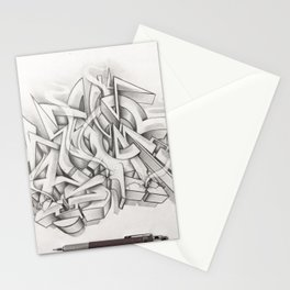 Sketchy Stationery Cards