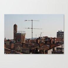 Toulouse I Canvas Print