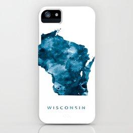 Wisconsin iPhone Case