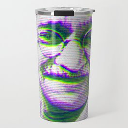 Mahatma Gandhi Travel Mug