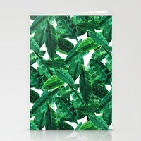 palm Stationery Cards featuring Palm  by Amy Sia