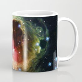 Echo Light of a Stellar Outburst Coffee Mug