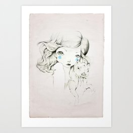 Brono Art Print